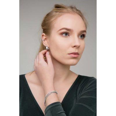 Joyas OnLine Plata de Ley 925 y Oro 18K. pendientes ear climber ear jacket ear cuff aros pulseras